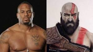 Shad Gaspard, ex-lutador que emprestou físico para Kratos em God of War, morre aos 39 anos