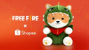 Free Fire inaugura loja oficial com produtos licenciados