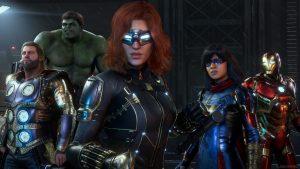 Novos trailers mostram história e jogabilidade de Marvel's Avengers