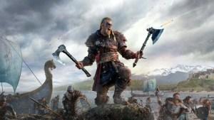 Assassin's Creed Valhalla tem a maior semana de lançamento da história da franquia