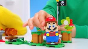 LEGO Super Mario será lançado no Brasil e custará R$ 600