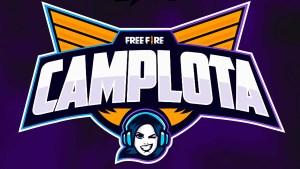 CamilotaXP fará campeonato de Free Fire apenas com times femininos