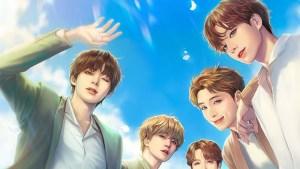 BTS Universe Story já está disponível para iOS e Android