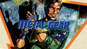 Metal Gear para MSX, Metal Gear Solid e mais clássicos da Konami retornam aos PCs via GOG