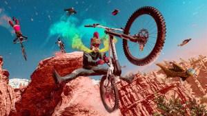 Riders Republic, da Ubisoft, oferecerá experiência de esportes radicais em mundo aberto