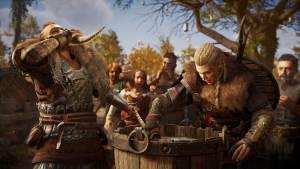 Diretor narrativo de Assassin's Creed Valhalla sai da Ubisoft