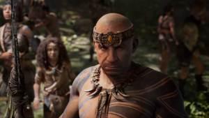 Vin Diesel não apenas está em Ark 2, como também é produtor executivo do jogo