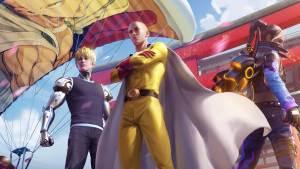 Free Fire terá evento temático com One-Punch Man em 2021