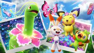 New Pokémon Snap sairá no dia 30 de abril para Switch
