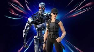 Sarah Connor e T-800 são incluídos na loja de itens do Fortnite