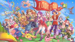Remake de Trials of Mana supera 1 milhão de cópias vendidas