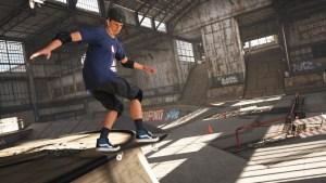 Tony Hawk's Pro Skater 1+2 em mídia física para Xbox One não terá atualização para Xbox Series