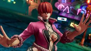 The King of Fighters XV terá Shermie, que mostra seu estilo de luta em novo trailer