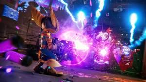 Gráficos de Ratchet & Clank: Rift Apart impressionam em novo vídeo com jogabilidade