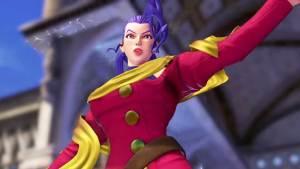 Rose chega hoje em Street Fighter V: Champion Edition e ganha trailer
