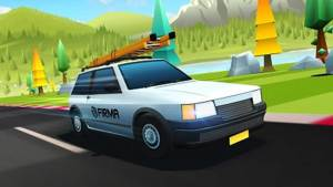 """Versão mobile de Horizon Chase ganha DLC """"Summer Vibes"""" e o """"Carro da Firma"""""""