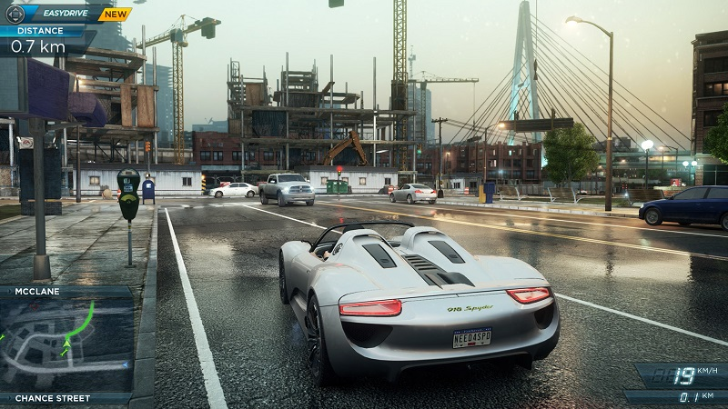 game đua xe offline pc Need for speed: Most wanted 2012