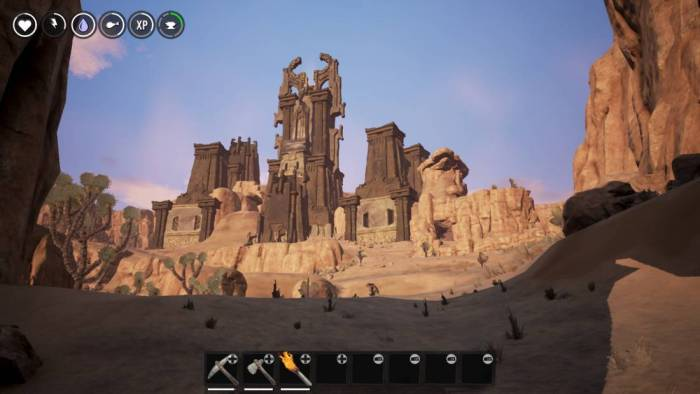 Conan Exiles - The City