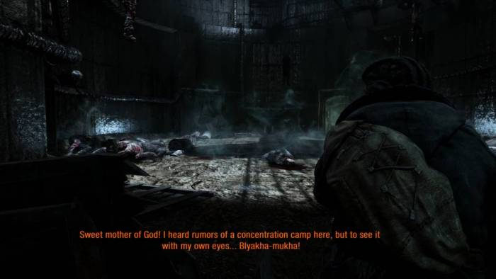 Metro Last Light Review
