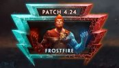 Smite PC Patch Notes 4.24: Frostfire