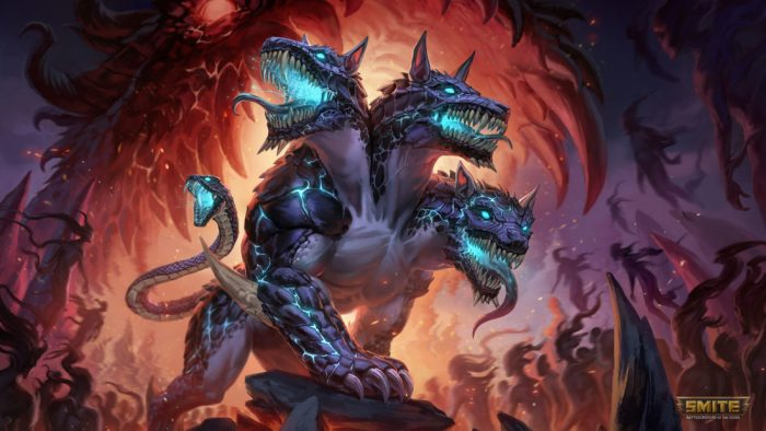 Smite PC Patch Notes 4.25: Warden of the Underworld