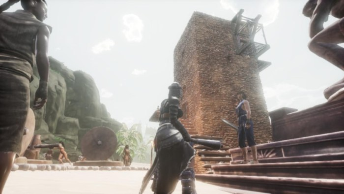 Conan Exiles Vs The Forest (24)