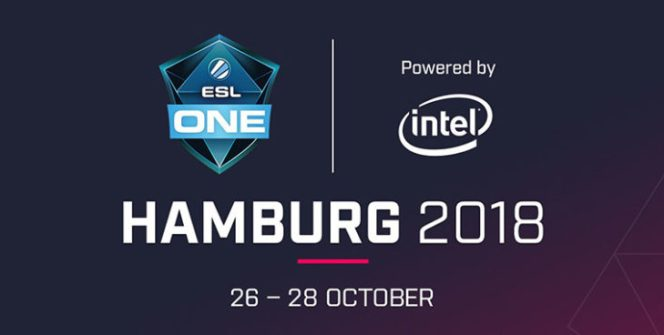 ESL One Hamburg 2018