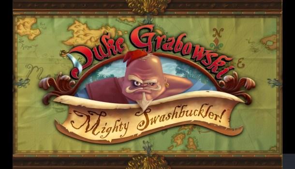Duke Grabowski, Mighty Swashbuckler (5)