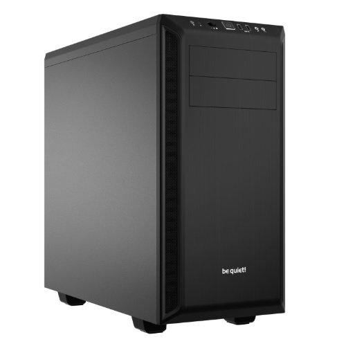 be quiet! PURE BASE 600 Black Gaming Case - Game Hub