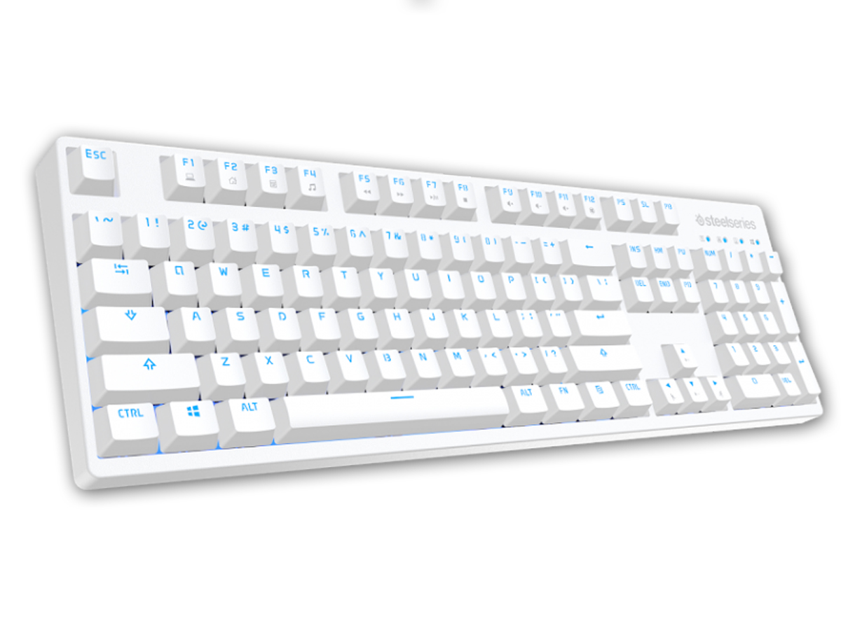Steelseries Apex M260 Frost Blue Gaming Keyboard