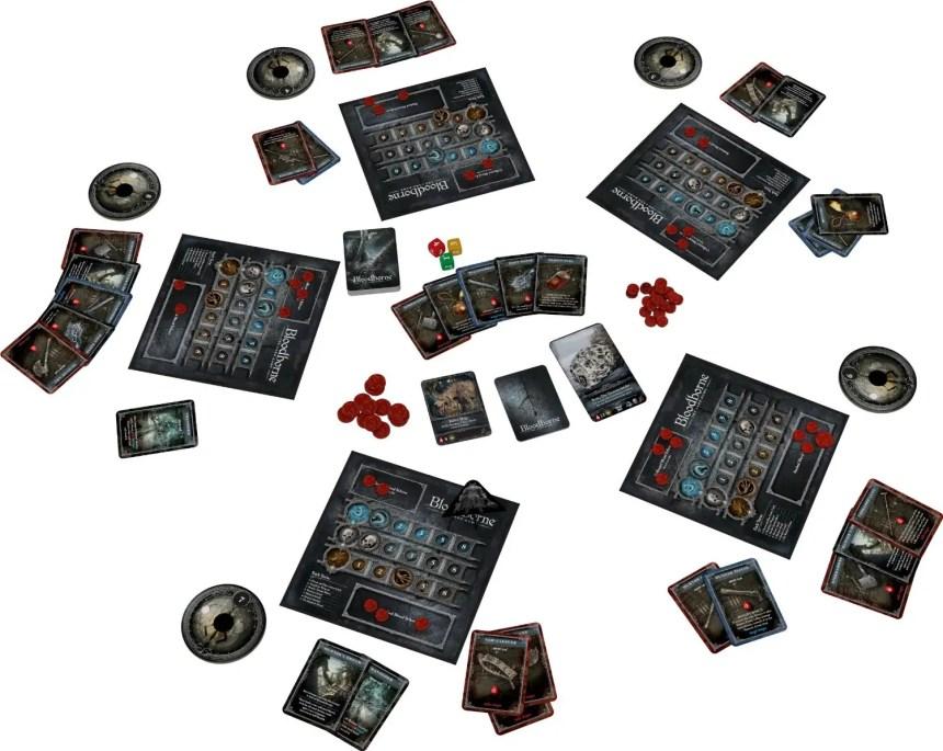 Image result for bloodborne card game