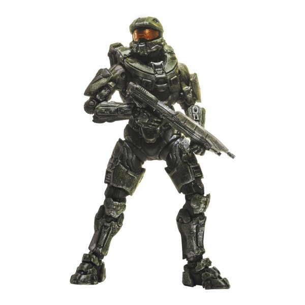 Halo 5 Master Chief Action Figure