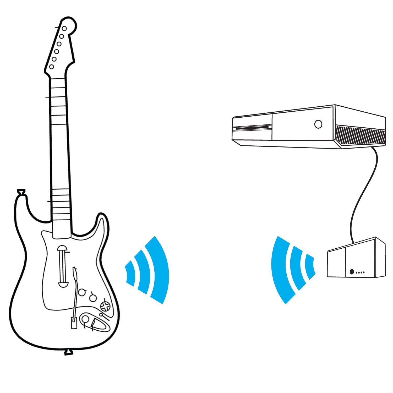 Xbox Guitar Controller Usb Wire Diagram
