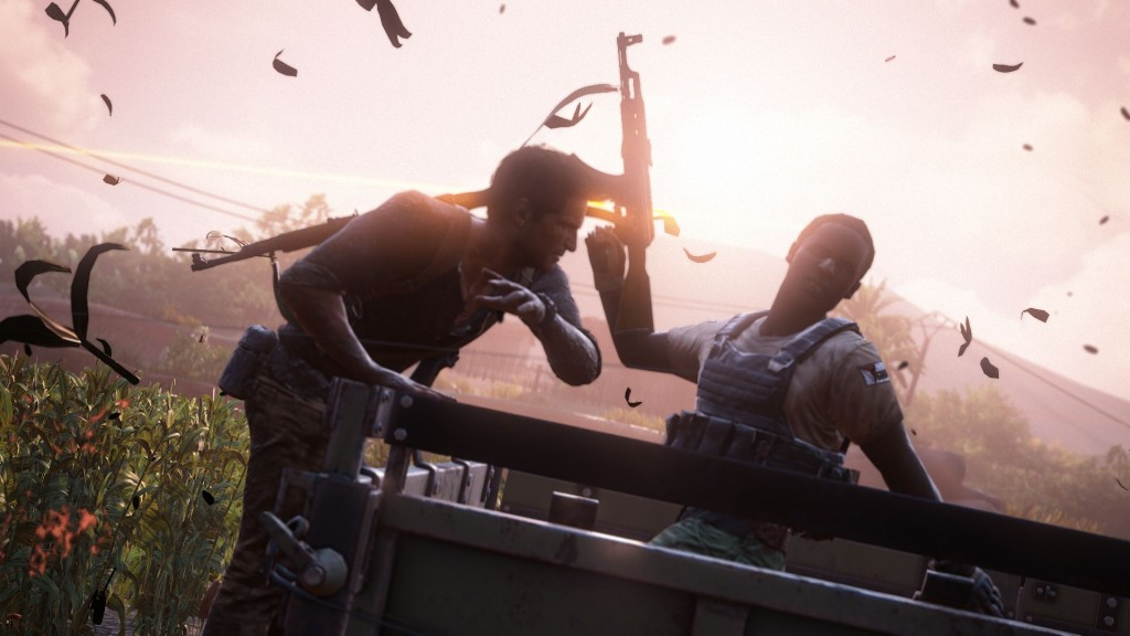 Uncharted-4-Fight