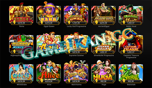 Game Slot Online Joker123