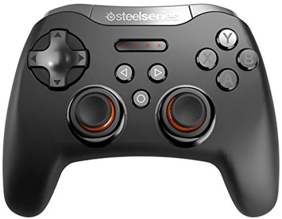 SteelSeries Stratus Bluetooth Controller Best Gamepad For PC
