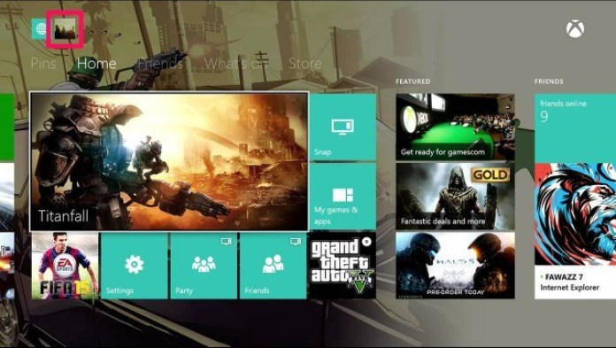 Gameshare on Xbox One