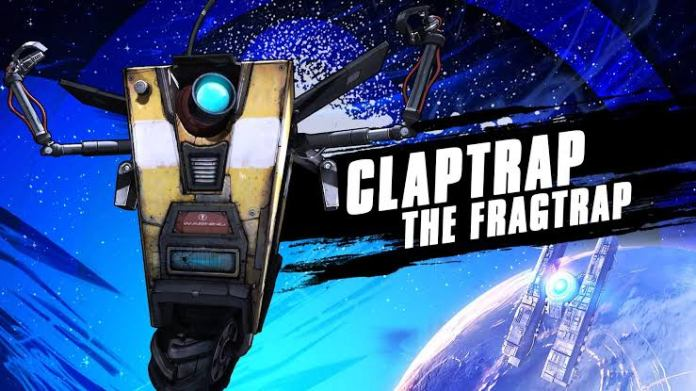 BORDERLANDS Claptrap Borderlands Pre Sequel Characters