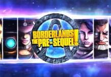 Borderlands Pre Sequel Characters