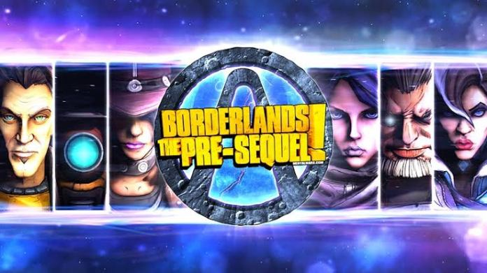 BORDERLANDS MAIN Borderlands Pre Sequel Characters