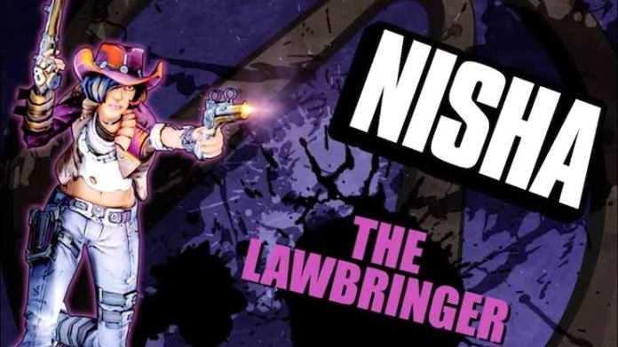 BORDERLANDS Nisha