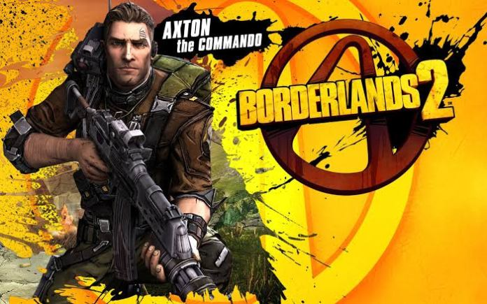 Borderlands Axton