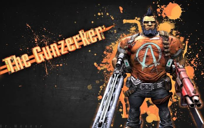Borderlands GUNZERKER