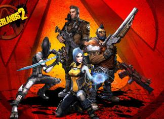 Borderlands 2 Playable Characters