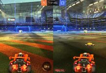 How to Play Rocket League split Screen