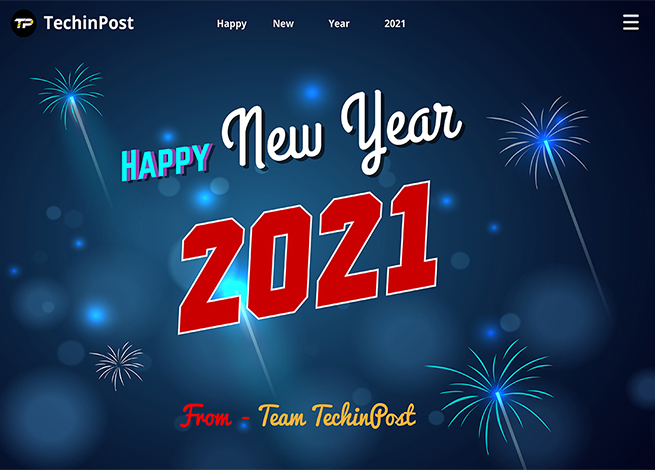 techinpost happy new year