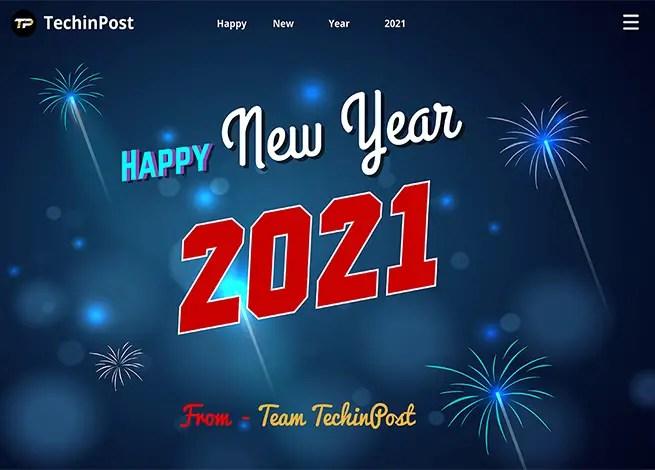techinpost happy new year