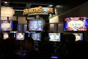 Hearthstone Booth