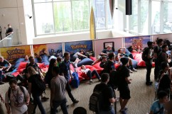 Pokemon Beanbag Lounge