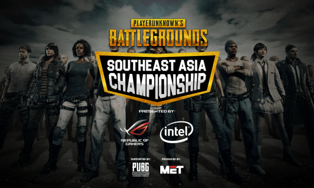 SEA's best PUBG squads convene in Thailand for the PUBG SEA Championship Regional Finals Presented by ROG and Intel